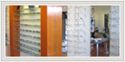 Eye frames, Vision test, sunglasses, Contact lens and Repair